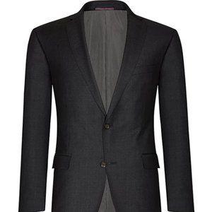 Large men's suit jacket